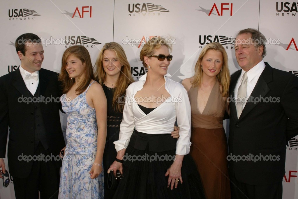 Meryl Streep and family – Stock Editorial Photo © s_bukley ...