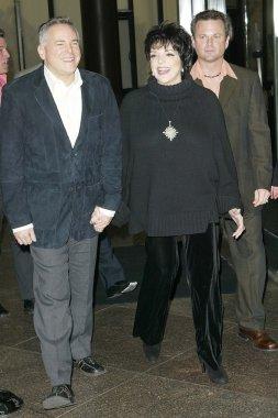 Craig Zadan, Liza Minnelli and Sam Harris
