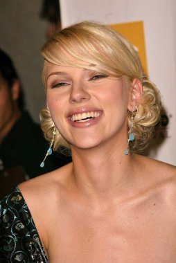 Scarlett Johansson at The Hollywood Film Festival's Closing Night Film Gala and Premiere for