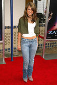 JoJo at the premiere of Zathura, A Space Adventure