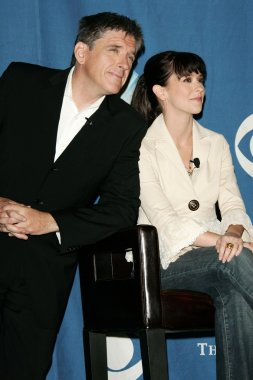 Craig Ferguson and Jennifer Love Hewitt