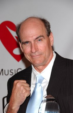 James Taylor at the 2006 MusiCares Person of the Year Gala. Los Angeles Convention Center, Los Angeles, CA 02-06-06