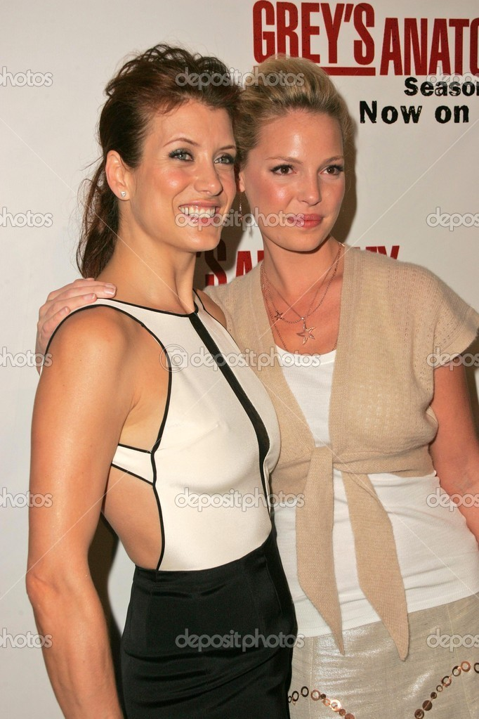Kate walsh y katherine heigl — Foto editorial de stock © s_bukley ...