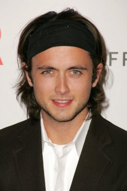 Justin Chatwin at the Vanity Fair and EFI Amped For Africa pre-Oscar benefit hosted by Charlize Theron. Republic Restaurant and Lounge, Los Angeles, CA. 03-02-06