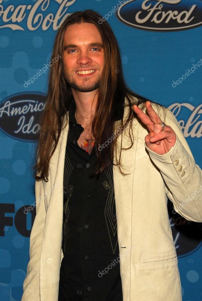 Bo Bice Celebration Top 12 American Idol Finalists Astra West