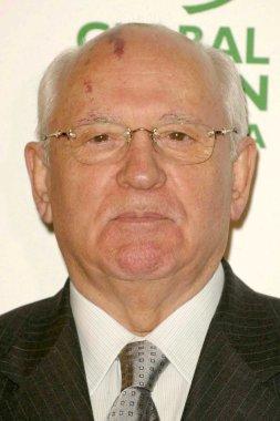 Former Soviet President Mikhail Gorbachev