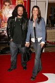 Joe Reitman and Shannon Elizabeth
