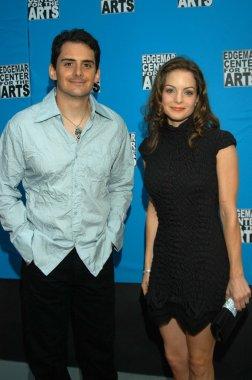 Brad Paisley and Kimberly Williams