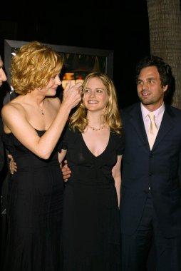 Meg Ryan, Jennifer Jason Leigh and Mark Ruffalo