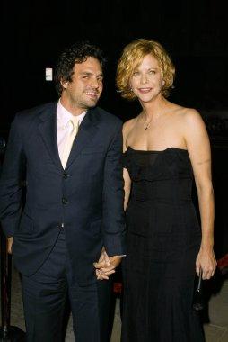 Mark Ruffalo and Meg Ryan