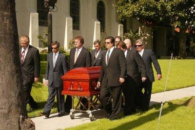 Hilton Funeral
