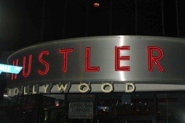 Atmosphere at the Hustler Hollywood Walk of Fame in the Hustler Store