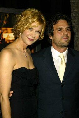 Meg Ryan and Mark Ruffalo