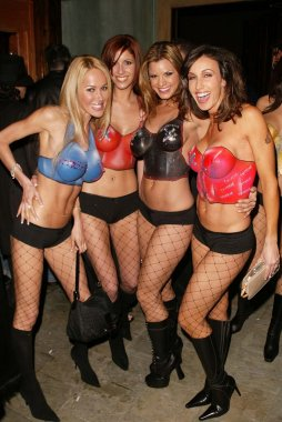 Tabitha Taylor, Rebecca Hoffman, Heather Schirra and Jennifer Ann Principe