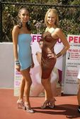 Amy Caro and Irina Voronina