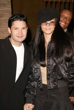 Corey Feldman and wife Susie