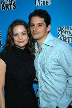 Kimberly Williams and Brad Paisley