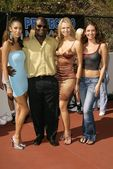Amy Caro, James Toney, Irina Voronina and Ashley Degenford