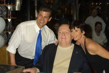 Sharon Mitchell, Jeff Stryker and Larry Flynt