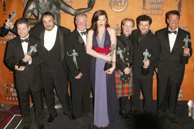 Cast of The Lord Of The Rings: Return Of The King