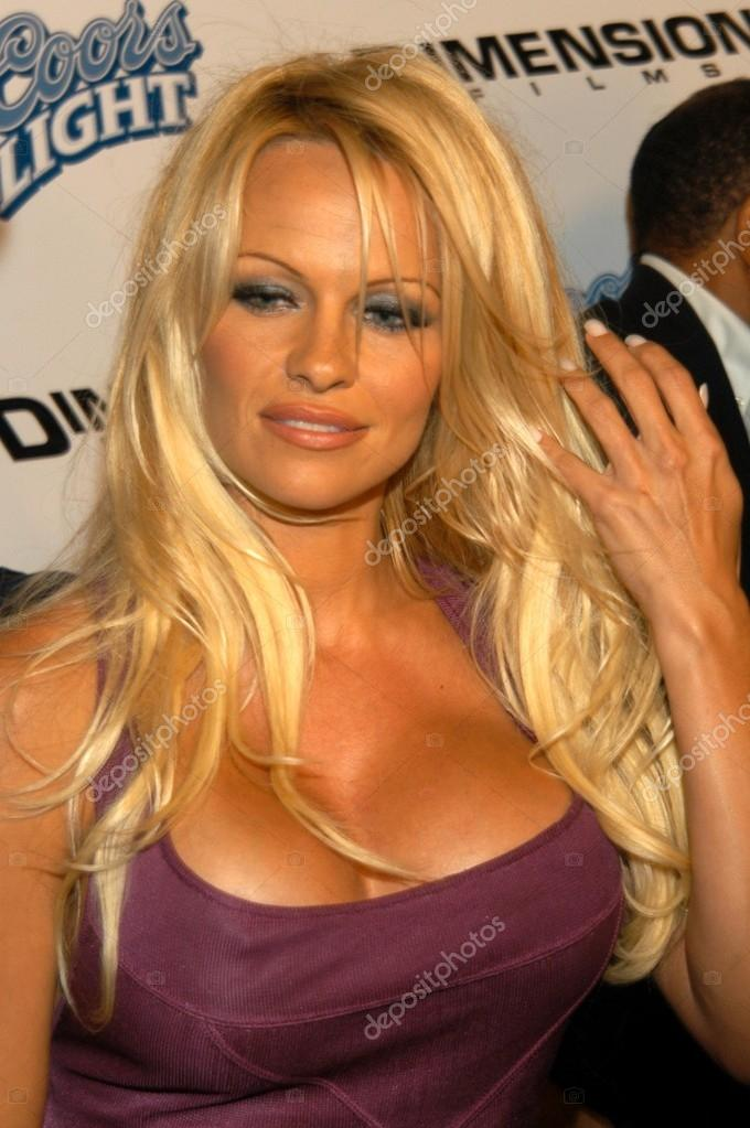 scary Pamela movie anderson