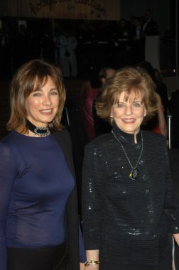 Anne Archer and mother Marjorie Lord