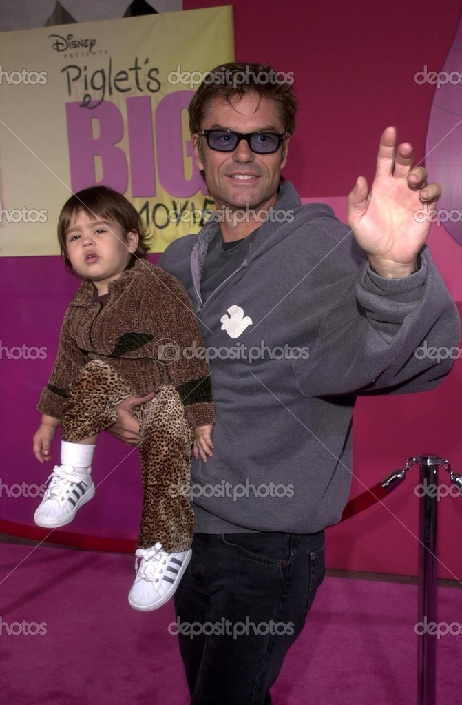 Harry Hamlin and his daughter Amelia – Stock Editorial Photo