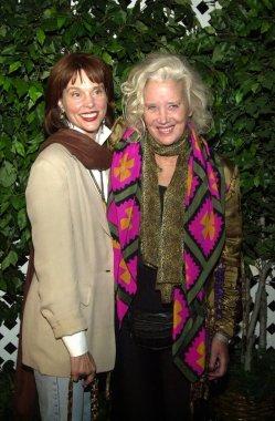 Leigh Taylor-Young and Sally Kirkland