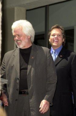 Merrill Osmond and Jimmy Osmond
