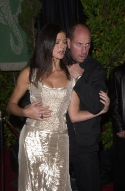 Jill Hennessy and Miguel Ferrer
