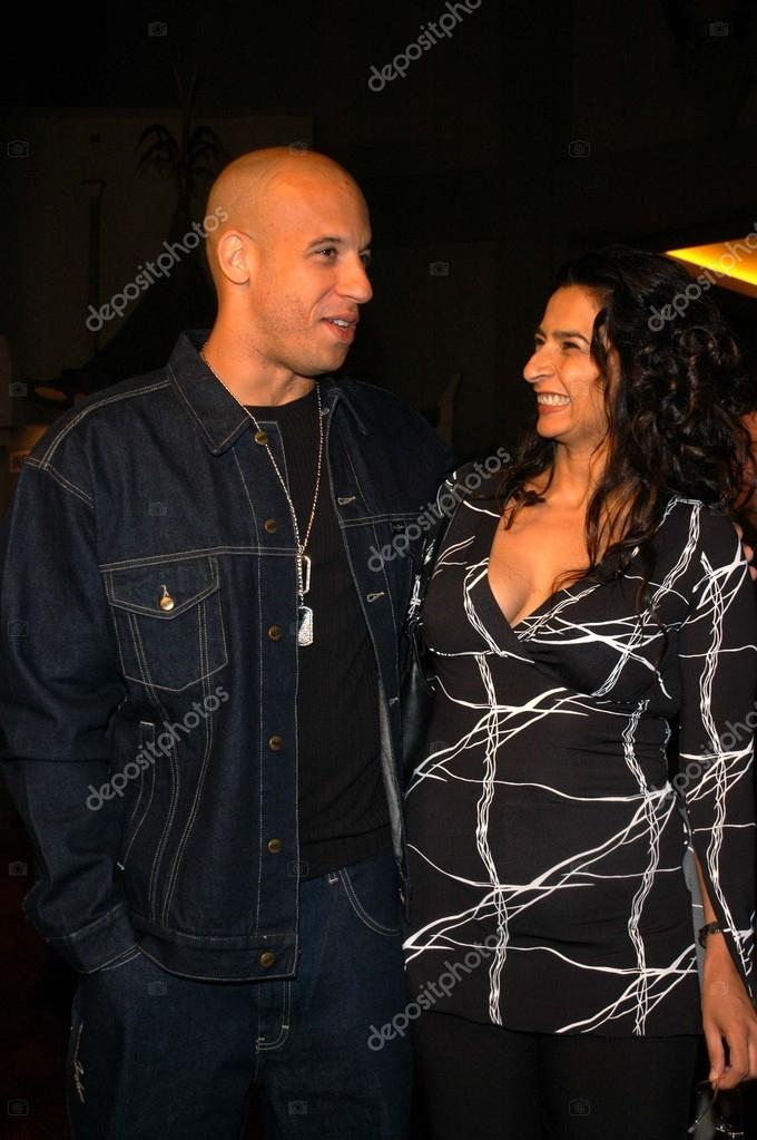 Vin Diesel And Alice Amter Stock Editorial Photo C S Bukley