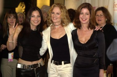 Fran Drescher, Marg Helgenberger and Dana Delaney