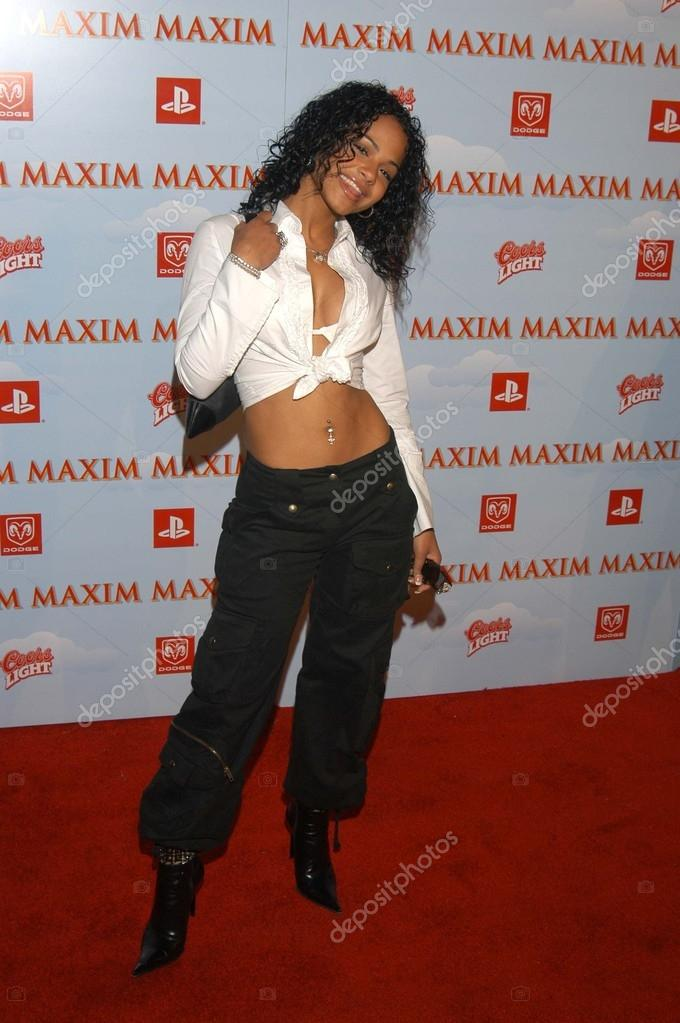 Consider, christina milian maxim already