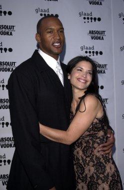 Henry Simmons and Lauren Sanchez