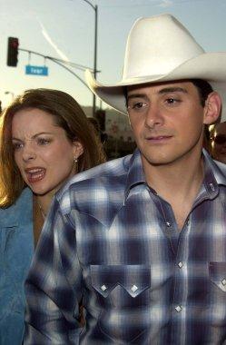 Brad Paisley and wife Kimberley Williams