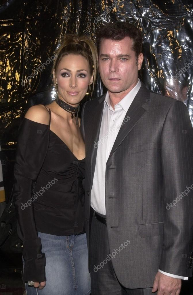 Ray Liotta and wife Michelle Grace – Stock Editorial Photo