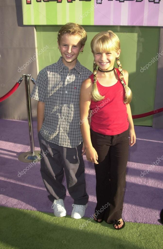 Cayden Und Jenna Boyd Redaktionelles Stockfoto Sbukley 17789233