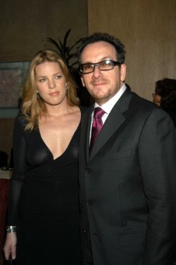 Elvis Costello and Diana Krall