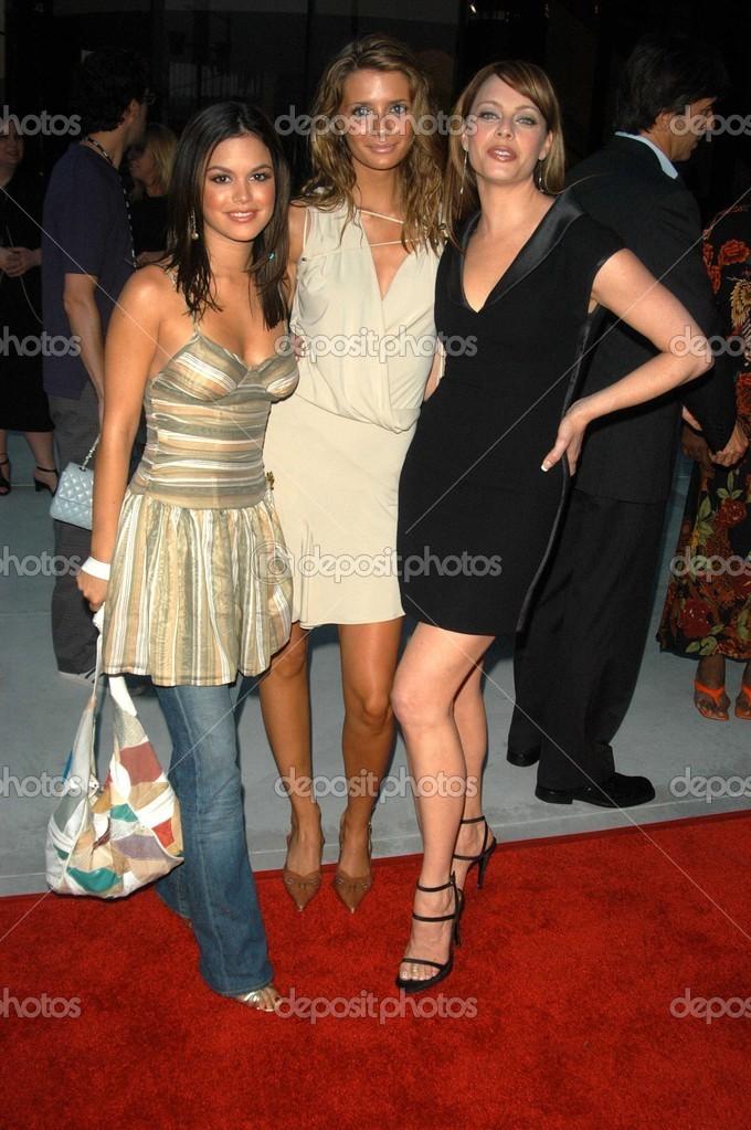 Rachel Bilson, Mischa Barton and Melinda Clarke – Stock ...