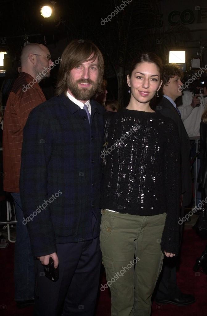 Spike Jonze and Sofia Coppola – Stock Editorial Photo © s_bukley