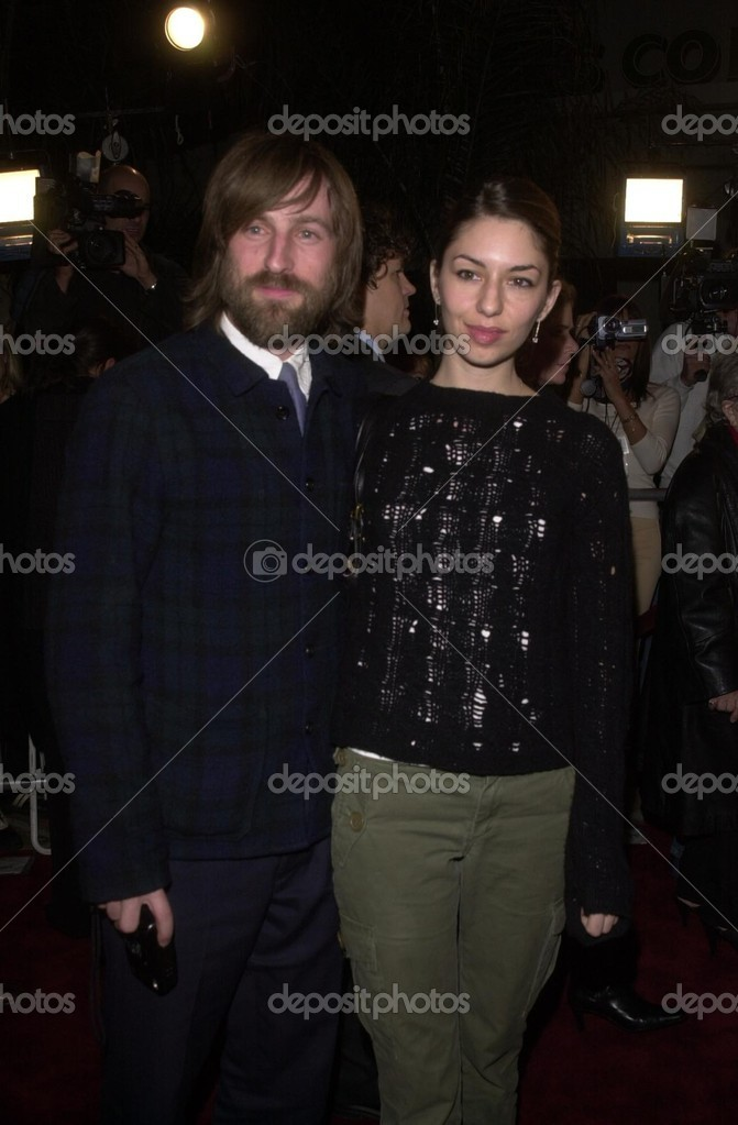 Spike Jonze and Sofia Coppola – Stock Editorial Photo © s_bukley