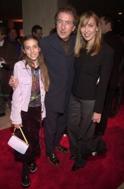 Eric Idle, Tania Kosevich, daughter Lily