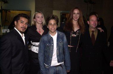Jacob Vargas, Jamie Strange, Pablo Santos, Rebecca Creskoff and Julio Mechoso