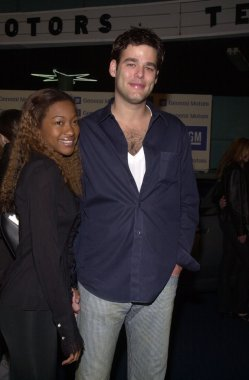 Ivan Sergei and fiance Tanya