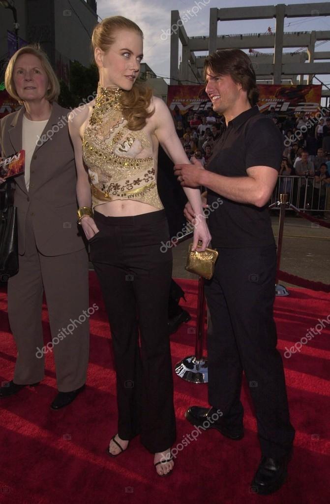 Nicole Kidman and Tom Cruise – Stock Editorial Photo