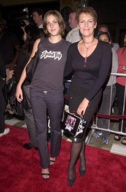 Jamie Lee Curtis and daughter Annie