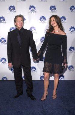 Michael Douglas and Caterine Zeta Jones