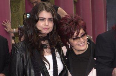 Aimee Osbourne and mom Sharon Osbourne