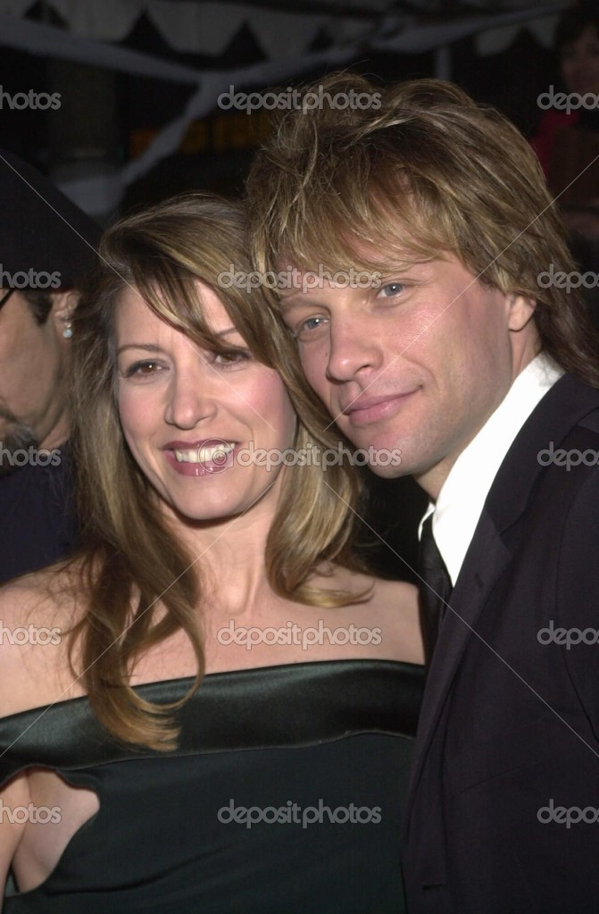 Photo Jon Bon Jovi And Dorothea Jon Bon Jovi And Wife Dorothea Hurley Stock Editorial Photo C S Bukley 17909465