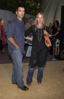 Johnathon Schaech and Christina Applegate